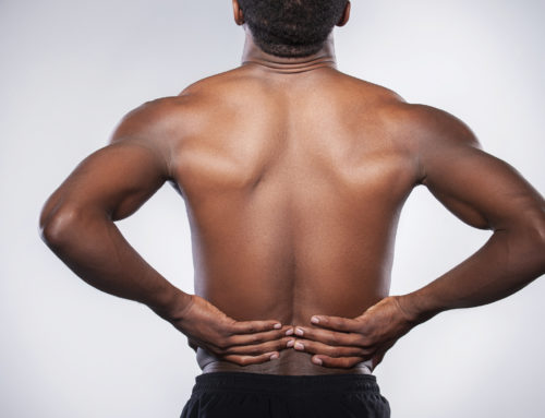A simple ELDOA for low back pain.